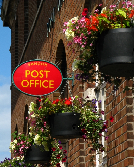Edward VIII Post Office, Bangor [4]