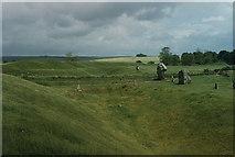 SU1070 : Avebury stone circle by Nigel Brown