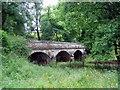 NY4448 : Wreay bridge by Brian Norman