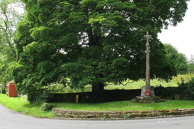 Brimpsfield War Memorial