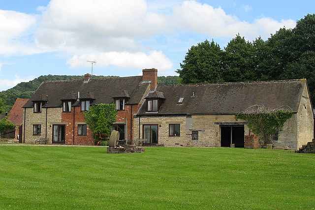 Holiday cottages - Witcombe Park