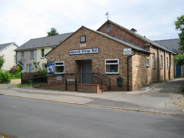 Shepreth Village Hall