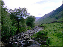 NY2712 : Langstrath Beck by Slbs