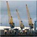 J3576 : Dock Crane, Belfast [6] by Rossographer