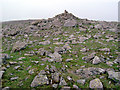 NY1614 : Cairn near the summit of High Stile by Slbs