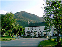NY1716 : The Fish Hotel, Buttermere by Slbs
