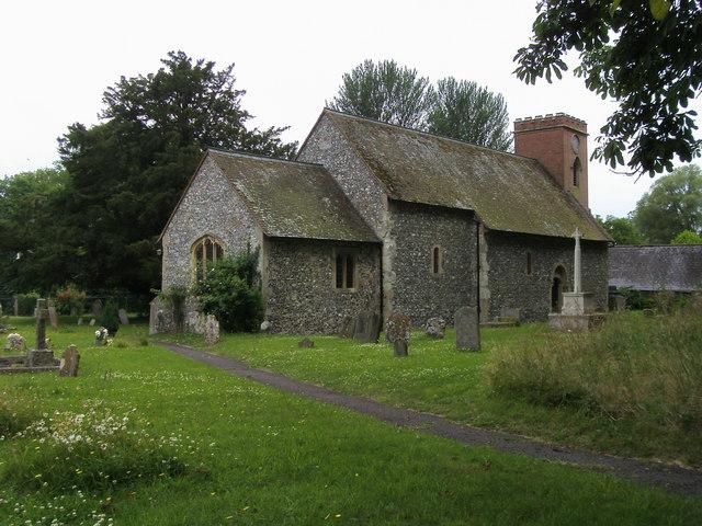 Frilsham Church