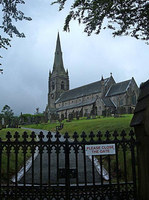 St Peter's Parish Church, Belmont