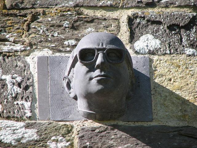 A Very Reverend Head