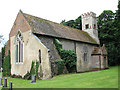 TG2224 : St Michael's church by Evelyn Simak