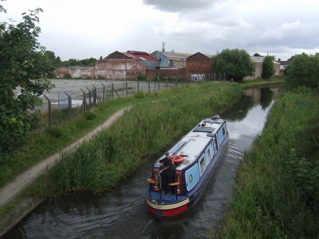 Birmingham & Wolverhampton Canal