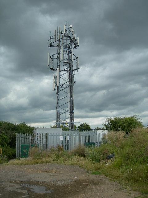 Radio Mast, Broom Hill, Strood