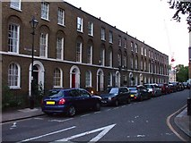 TQ3581 : Arbour Square, E1 by Phillip Perry