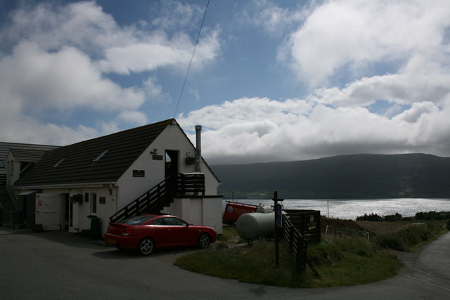 Skyeskyns, traditional craft and visitor centre