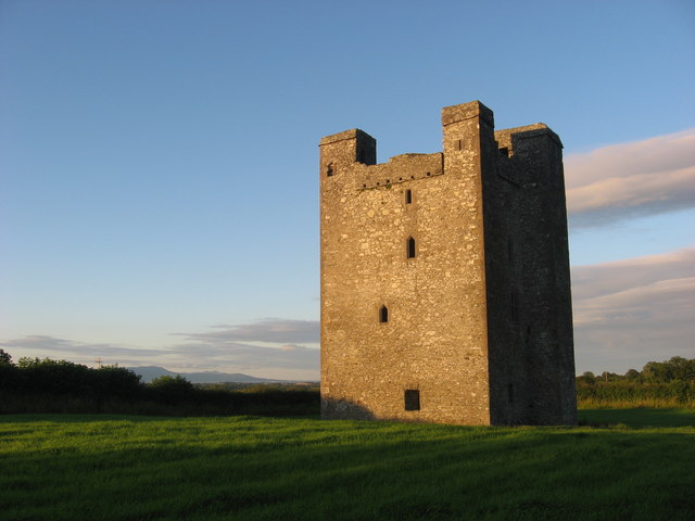 Roodstown Castle, Co. Louth