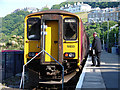 SW5140 : St  Erth train at St Ives by John Lucas