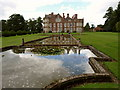 TA1063 : Burton Agnes Hall and its Ornamental Pond by Andy Beecroft
