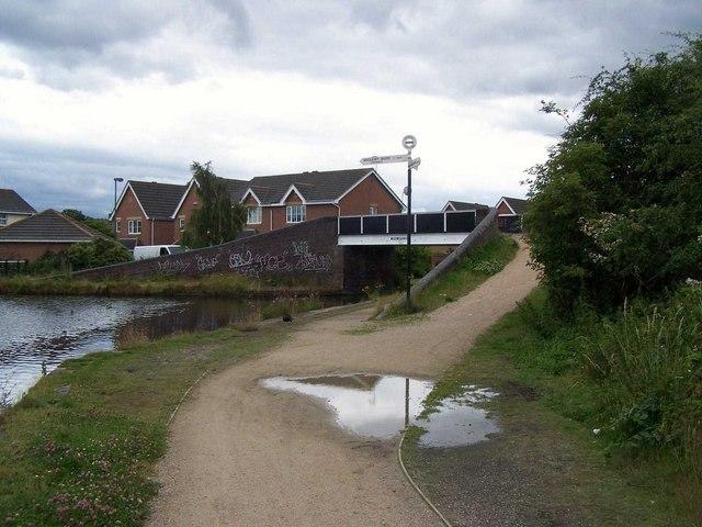 Catshill Junction Bridge