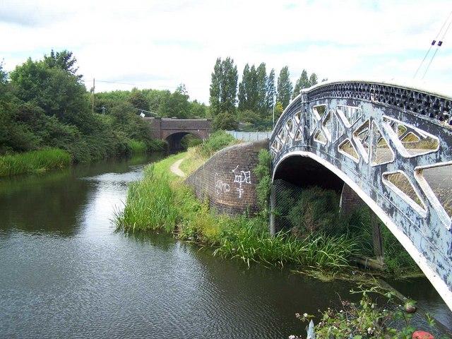 Anglesey Foot Bridge