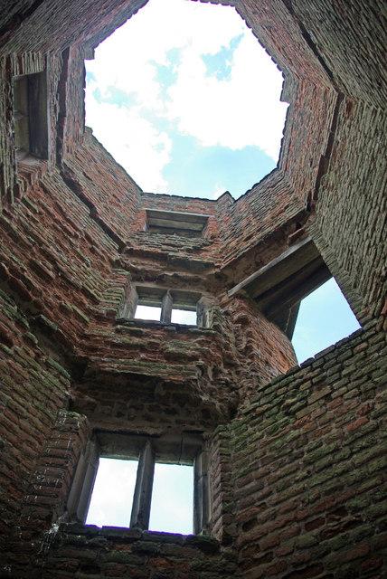 Lady Jane's Tower, Bradgate House