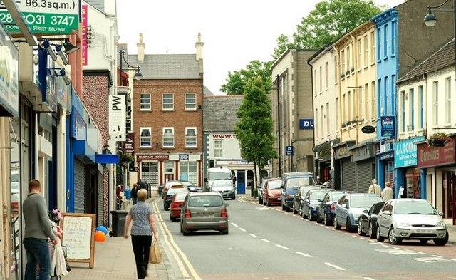 Market Street, Downpatrick