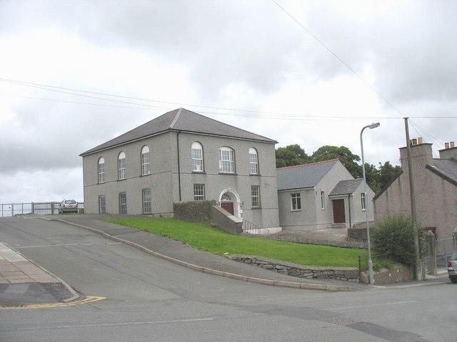 Capel Ifan Congregational Chapel, Bridge Street