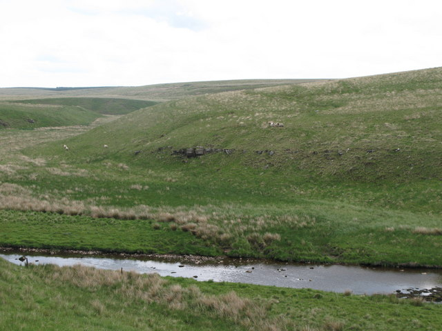 The valley of the River Irthing (4)