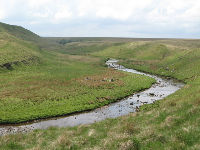 The valley of the River Irthing (7)
