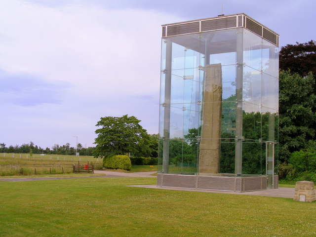 Sueno's Stone at Forres