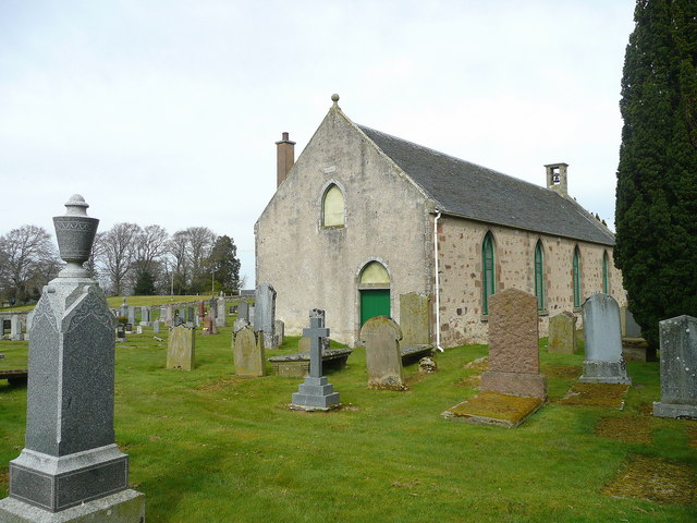 Church of Scotland, Croy by Jonathan Billinger