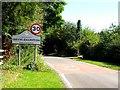 SO9742 : The road into Bricklehampton by Stuart Wilding