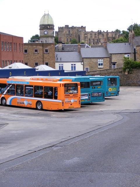 Durham Bus Station