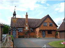SP7330 : Old School House by Mr Biz