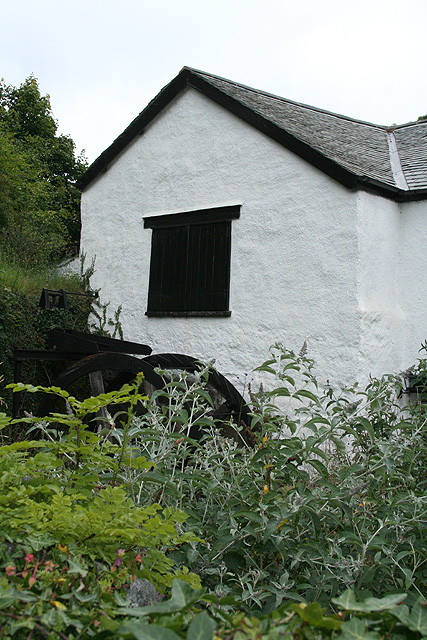North Bovey: New Mill