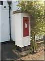 SZ1195 : Holdenhurst: postbox № BH8 271, Holdenhurst Village Road by Chris Downer