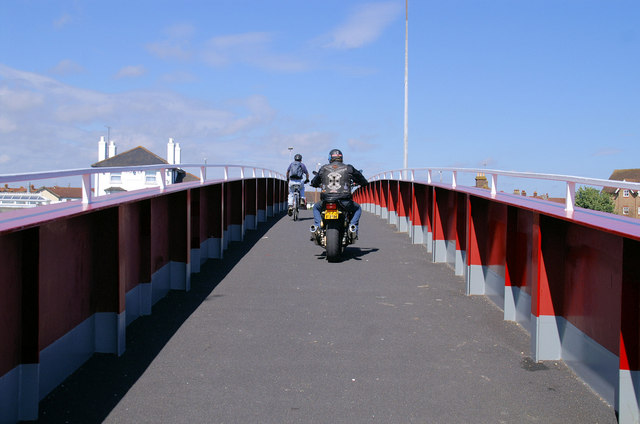 Littlehampton Retractable Bridge