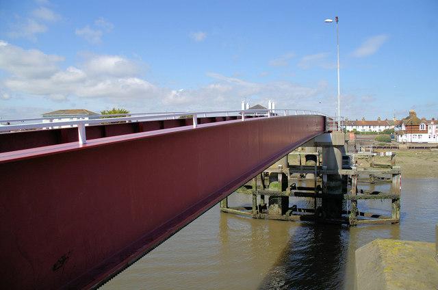 Littlehampton Retractable Bridge