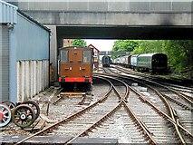 SD8010 : Bury Bolton Street Station by John Lucas