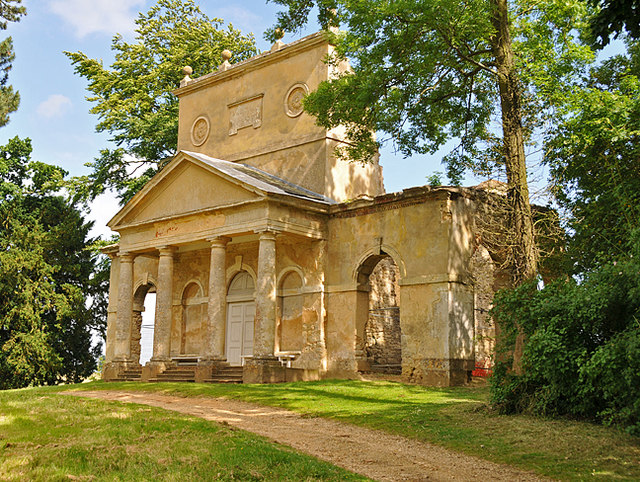 The Temple of Friendship, Stowe