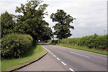 TF0323 : The A151 looking towards Corby Glen by roger geach