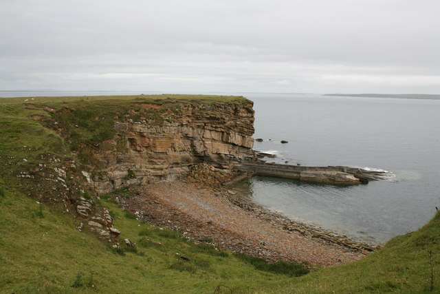 The Harbour at the Bocht, St John's Point