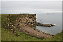 ND3175 : The Harbour at the Bocht, St John's Point by Mo