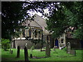 ST6376 : St Mary's, Fishponds by ceridwen