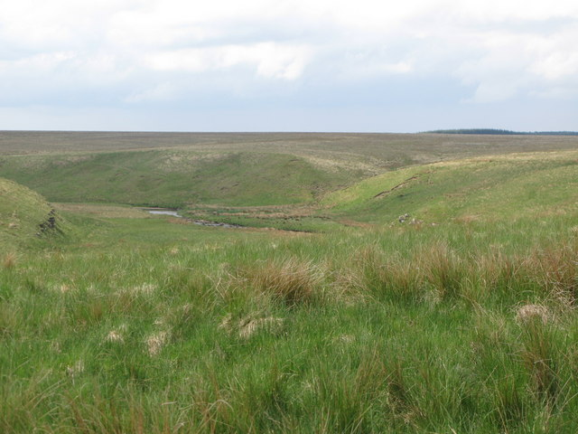 The valley of the River Irthing (from Shank End)