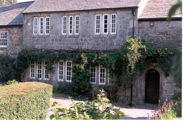 The Manor House, Golden - scene of St Cuthbert's arrest