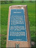 SK2331 : Plaque, Hoon Mount by Richard Webb