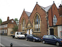 SU8294 : West Wycombe: The former Methodist Chapel by Nigel Cox
