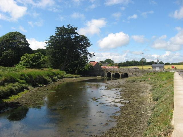 Braghan Bridge, Baltray, Co. Louth