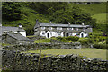 NY3001 : Quarry workers cottages Tilberthwaite by Tom Richardson