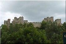 SO5074 : Ludlow Castle by Mr M Evison